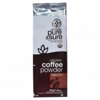 Coffee Powder Smooth 200 Gms-Phalada