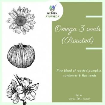 Omega 3 Seeds 200 Gms - NXTGEN Ayurveda