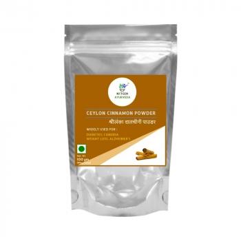 Ceylon Cinnamon Powder 100 Gms - NXTGEN Ayurveda