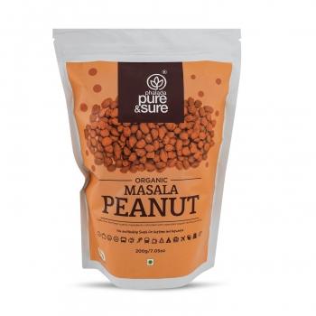 Masala Peanut 200 Gms - Phalada