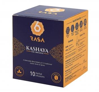 Kashaya 10 Herbal Infusions - Rasa