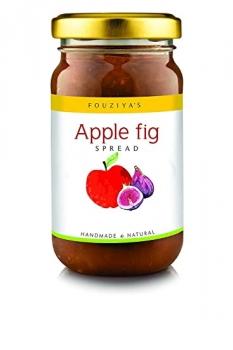 Apple & Fig Spread 225 Gms - Fouziyas Cooking