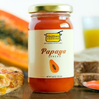 Papaya Spread 255 Gms - Fouziyas Cooking