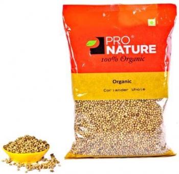 Coriander Whole 100 Gms-Pro Nature
