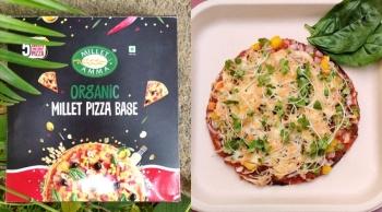 Millet Pizza Base 200 Gms - Millet Amma