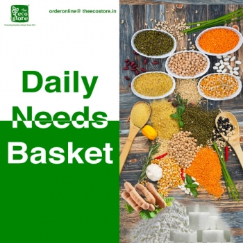 Pulses and Flour Basket