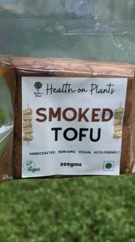 Smoked Tofu 200 Gms - Health on Plants