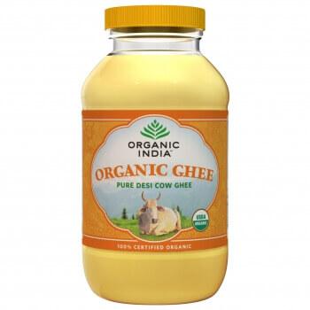 Desi Cow Ghee 500 Ml-Organic India