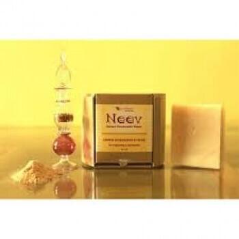 Divine Sandalwood Soap 100 Gms-Neev Herbal