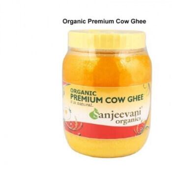 Ghee 500 Gms-Sanjeevani