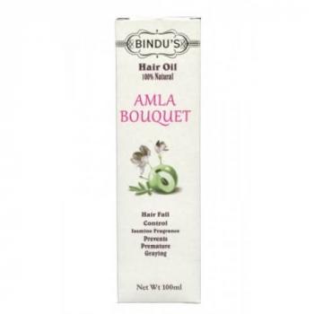 Amla Bouquet Hair Oil 100 Ml-Bindus Herbals
