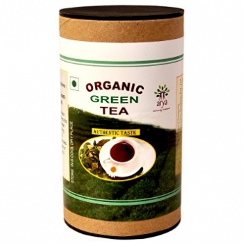 Green Tea 100 Gms-Arya