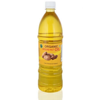Ground Nut Oil 1 Ltr-Arya