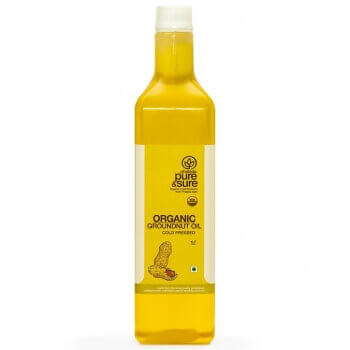 Ground Nut Oil 1Ltr-Phalada