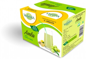 Amla Drink Box 250 Gms-Vedantika