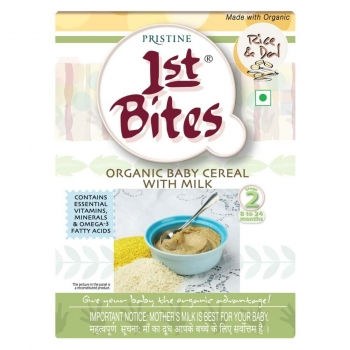 1st Bites Rice and Daal 375 Gms-Prestine