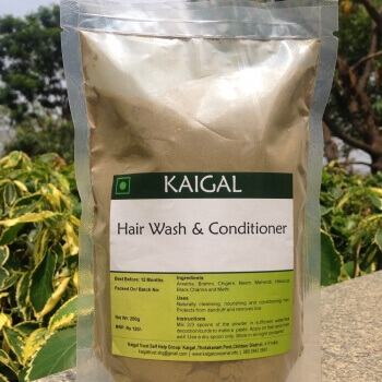 Hair Conditioner 250 Gms-Kaigal Trust