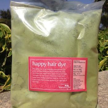 Hair Dye 250 Gms-Vanastree