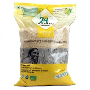 Handpounded Rice 5 Kg-24 Mantra