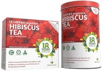 Hibiscus Tea 40 Bags-18 Herbs