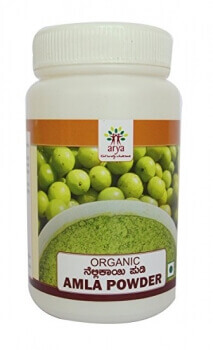 Amla Powder 50 Gms-Arya