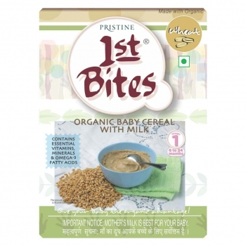 1st Bites Wheat 375 Gms-Prestine