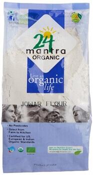 Jowar Flour 500 Gms-24 Mantra