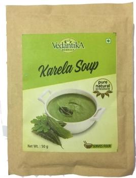 Karela Soup 50 Gms-Vedantika