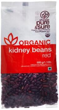Kidney Beans 500 Gms-Phalada