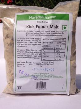 Kids Food 500 Gms-Navadarshanam