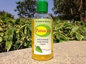 Anti Dandruff Liquid 220 Ml-Phutane