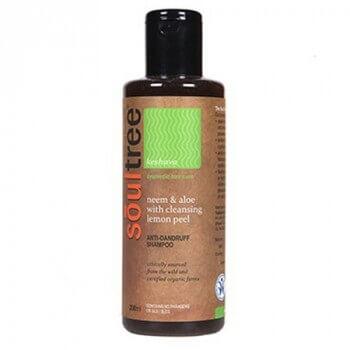 Anti Dandruff Shampoo 250 Ml-Soul Tree