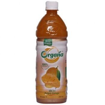Mango Rich Juice 1 Ltr-Organa