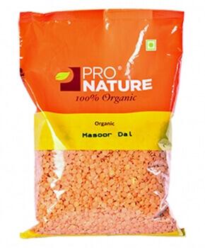 Masoor Dal 500 Gms-Pro Nature