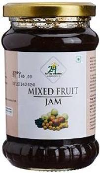 Mixed Fruit Jam 375 Gms-24 Mantra