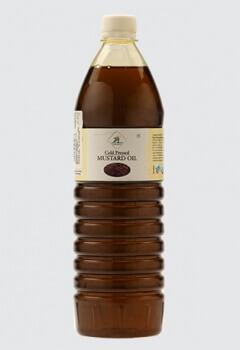 Mustard Oil 1 Ltr-24 Mantra