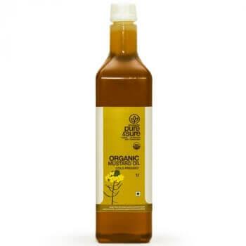 Mustard Oil 1 Ltr-Phalada