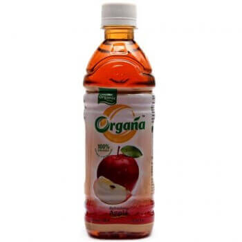 Apple Juice 1 Ltr-Organa