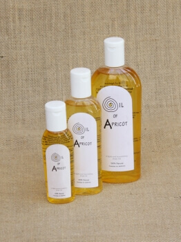 Oil of Apricot 100 Ml-Aarohi