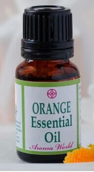 Orange Essential Oil 10 Ml-Aroma World