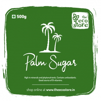 Palm Sugar 500 Gms-Eco Store