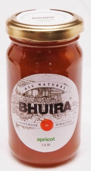 Apricot Jam 240 Gms-Bhuira