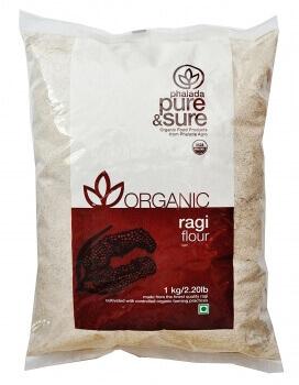Ragi Flour 1 Kg-Phalada