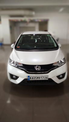 Used Honda Jazz 1 2 Vx I Vtec Car In Bangalore 2017 Model Honda