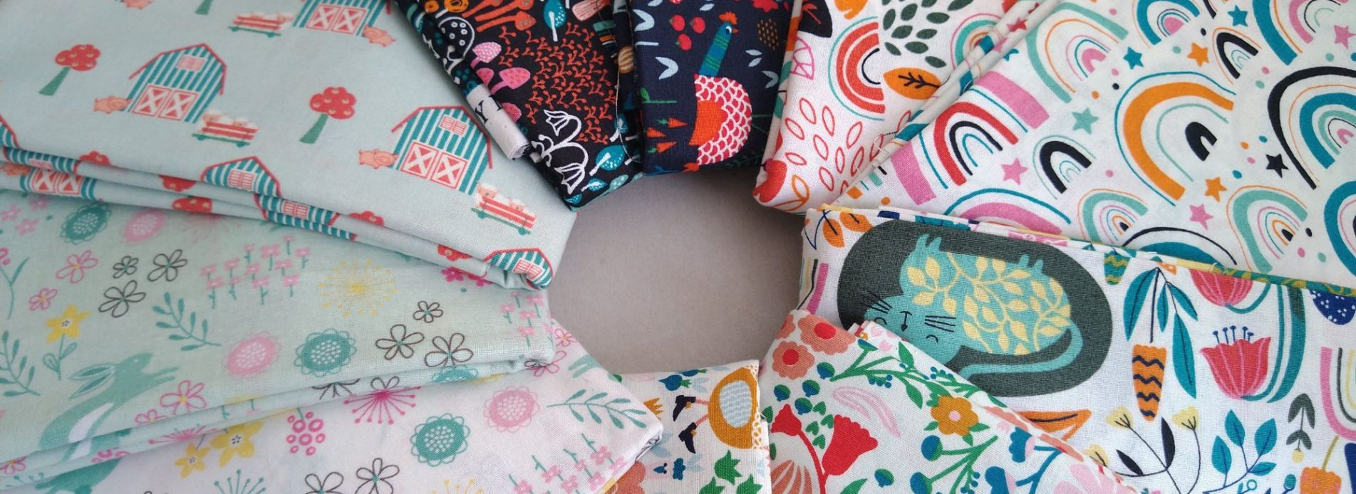 One stop destination for the best of Quilting Fabrics