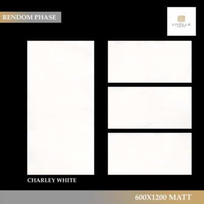 CHARLEY WHITE