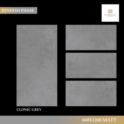 CLONIC GREY