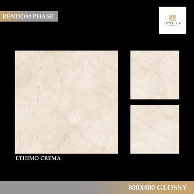 800x800 Glossy ETHIMO CREMA