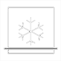 Frost- Resistant Slab Vitrifiled Tiles