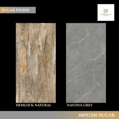 HEMLOCK NATURAL AND GREY